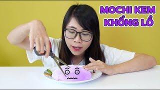 Cách Làm Bánh Mochi Kem Khổng Lồ