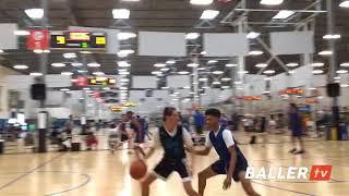 B & B Academy 11th Elite Black vs Fastbreak Sports Blue