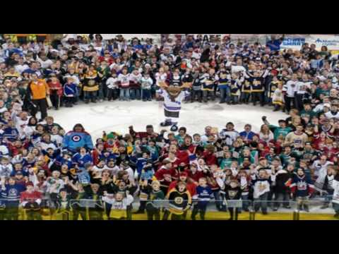 2009 Manitoba Moose Playoff Intro Video