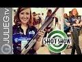 JulieG.TV Road Trip | Julie Golob 2014 SHOT Show Recap