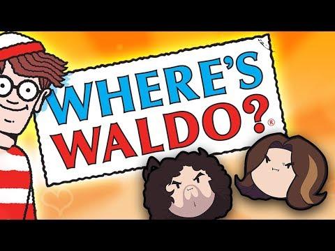 Where S Waldo Game Grumps