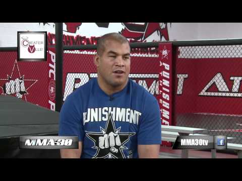 Tito Ortiz: Believe In Your Dreams, Believe In Yourself Image 1