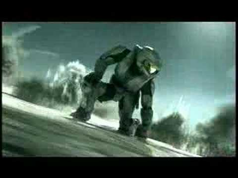 Halo 3 Trailer Video