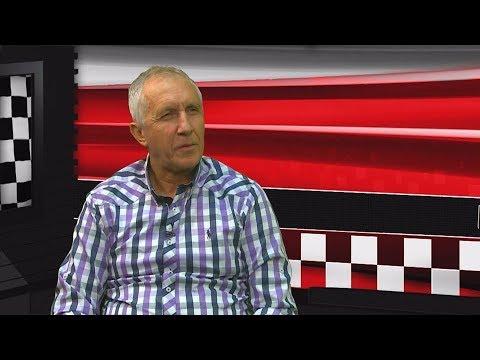 Labdarúgás: Herédi Attila volt a Dinó Sporthíradó vendége