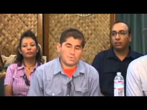 El Salvador castaway press conference  Jose Salvador Alvarenga anxious to return home