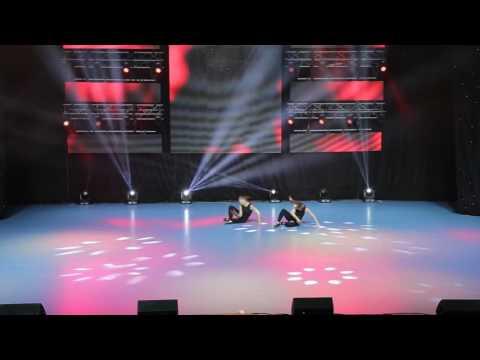 AQUA | SANjA i KAMI - duo open senior / Dance Fest Novi Sad 2016
