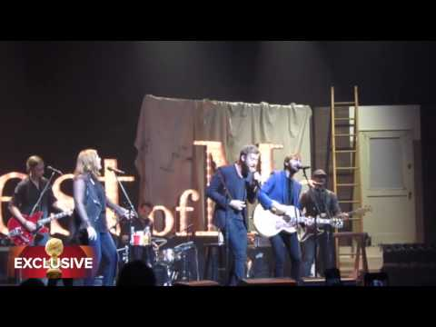 Lady Antebellum Performance: HFPA Exclusive