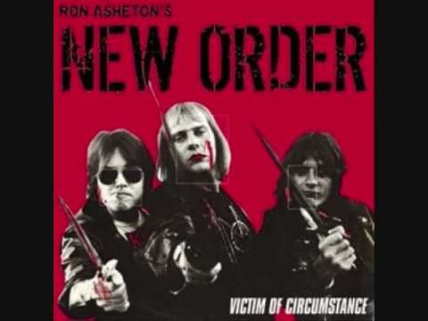 RON ASHETON'S NEW ORDER