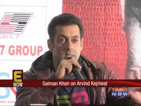 Salman Khan says Arvind Kejriwal needs to prove himself