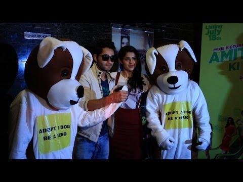 Lekar Hum Deewana Dil (Movie Promotion) | Armaan Jain & Deeksha Seth