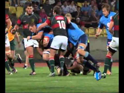 Leopards vs Blue Bulls - Currie Cup Match Highlights 2011