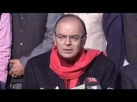 What next for BJP in J&K? National leaders to decide, says Arun Jaitley