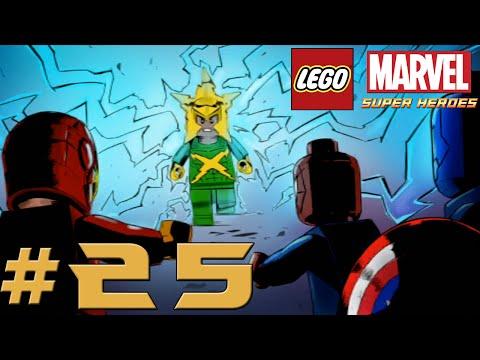 LEGO Marvel Super Heroes - Прохождение: Эпизод 25