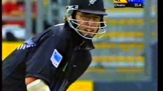Shoaib Akhtar 5-19 vs Nz at Auckland 2001