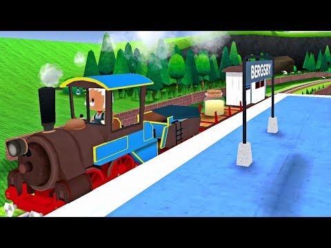Toca Train на андроид скачать