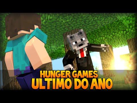 HUNGER GAMES ! O ULTIMO DO ANO, EPICO !!