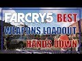Far Cry 5 Best Weapons Loadout. Period. - Far Cry 5 Video