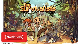 The Survivalists - Announcement Trailer - Nintendo Switch