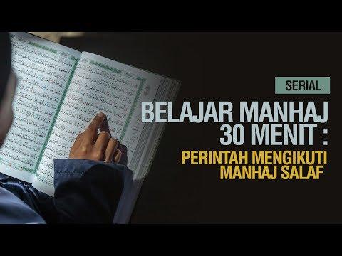 Perintah Mengikuti Manhaj Salaf - Ustadz Khairullah Anwar Luthfi