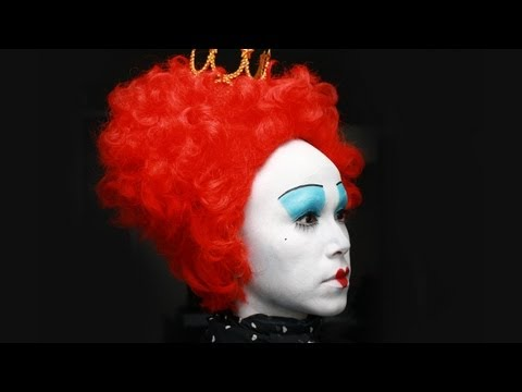 Red Queen - Queen of Hearts Tutorial