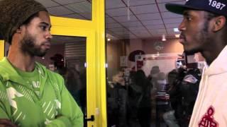 - INTERVIEW  DE DIDIER TIJO DANCER ET PROF DE HOUSE DANCE A LA JDS -