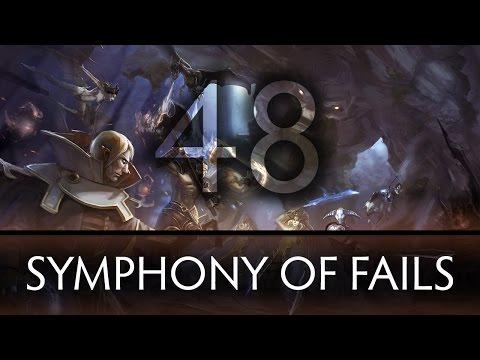 Dota 2 Symphony of Fails  Ep 48
