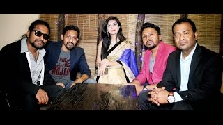Exclusive Interview With Tanvir Shahin, Hasan Mehedi & model vabna । গানের ফেরিওয়ালা । swadesh tv ।