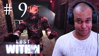 LOST WITHIN GAMEPLAY ANDROID ( O CAMINHO PARA FÁBRICA ) - PARTE 9