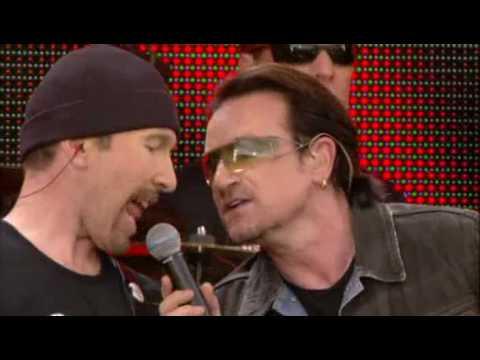 Vertigo U2 Live8