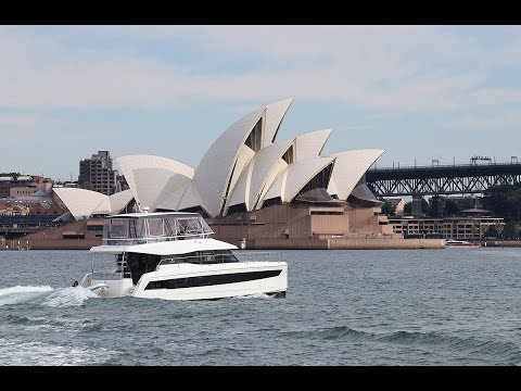 Fountaine Pajot MY 44 Boat Review