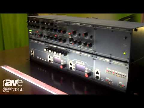 ISE 2014: Sommer Cable Presents the New Cardinal DVM Series