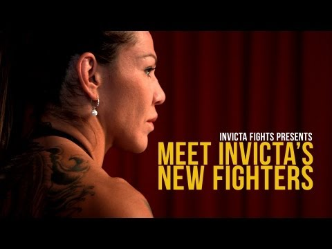 Invicta FC 5: Meet Invicta's New Fighters