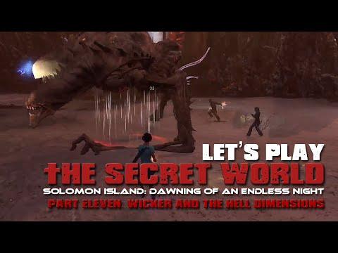 TSW: Solomon Island - Wicker and the Hell Dimensions (Season One, Episode Eleven)