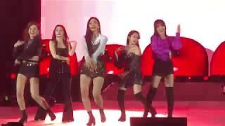 Red Velvet Smtown In Santiago Chile 2019 Red Flavor