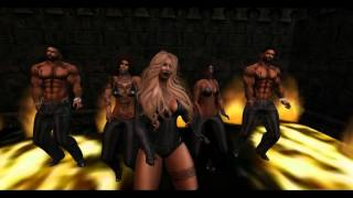 Second Life Tribute To Beyonce Killing My Starring Tiara35 Babii