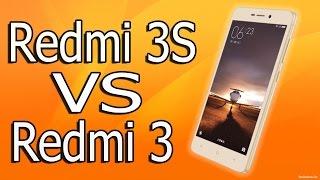 Xiaomi Redmi 3S vs Xiaomi Redmi 3 (pro) ЧТО ЖЕ ЛУЧШЕ?