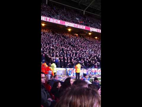 Pride of South London - Crystal Palace / Cardiff City 07/12/2013