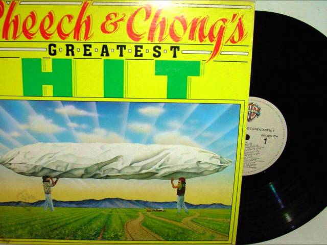 Sargent Stadanko , Cheech & Chong , 1981 Vinyl