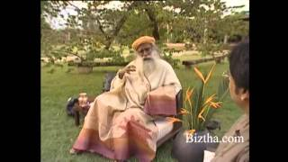 Sadhguru with vivak