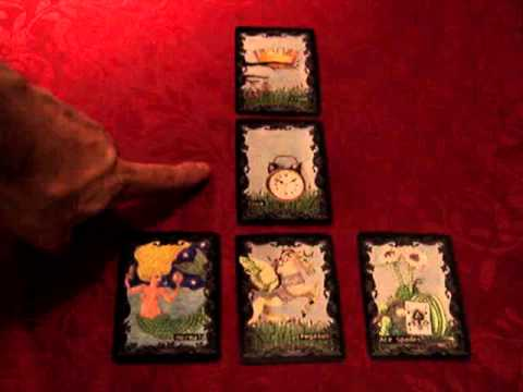 Gypsy Deluxe Fortune Telling Cards Lesson - Paris Debono