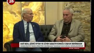 Spor Yorum | Eskişehirspor Teknik Direktörü Coşkun Demirbakan