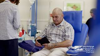 Chemotherapy at Nelson Marlborough Health