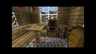 Цикл minecraft выживание в плоском мире 1 серия