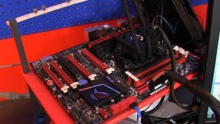 PART 2 - Core i5 3570k vs FX-8350 Gaming WITH AA Linus Tech Tips