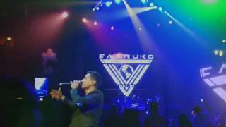 "Luis Coronel Ft Farruko ""Me Voy De Rumba""  Live Version"