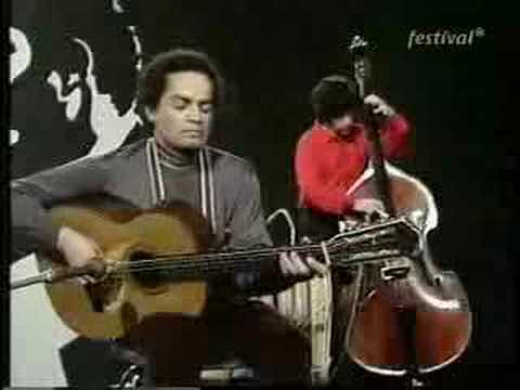 Baden Powell and Trio - Saarbrucken 1970 pt. 4