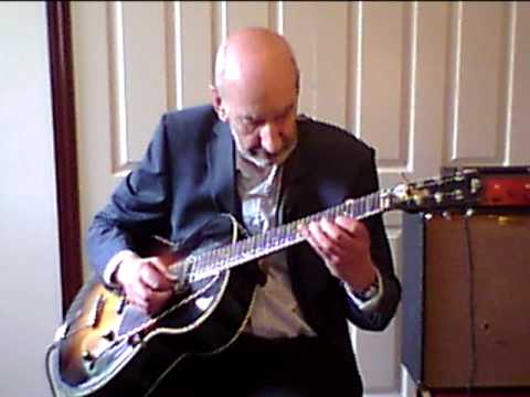 In a Mellow Tone. Roy Sainsbury Jazz Guitar