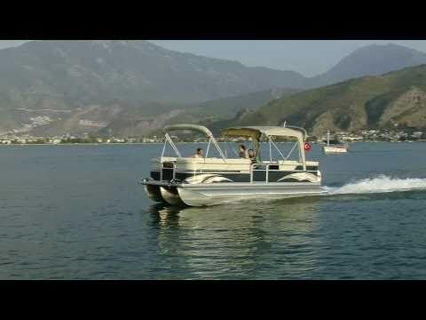 Seadunes Pontoon in Turkey.mov
