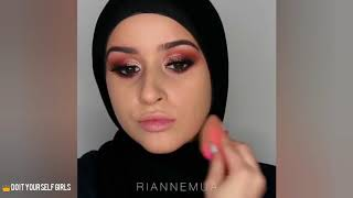 #2 TOP HIJAB MAKEUP COMPILATION 👰👑| YOU NEED TO TRY