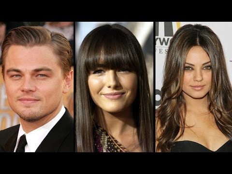 Top 10 Hairstyles for Round Faces 2014